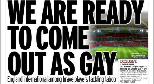 Βόμβα: Δύο ποδοσφαιριστές-σταρ στην Αγγλία δηλώνουν γκέι!