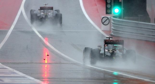 Αναβλήθηκαν για Κυριακή οι κατατακτήριες της F1