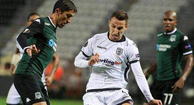 Λέοβατς: «Για αυτό παίξαμε με τόσες αλλαγές με την Κράσνονταρ»