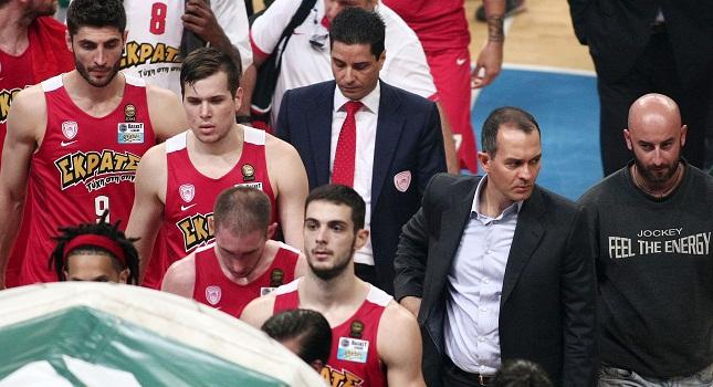 Τέλος στις δημόσιες αντεγκλήσεις με τον Ολυμπιακό