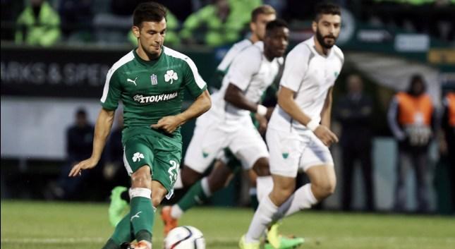 Παναθηναϊκός-Λεβαδειακός 3-0