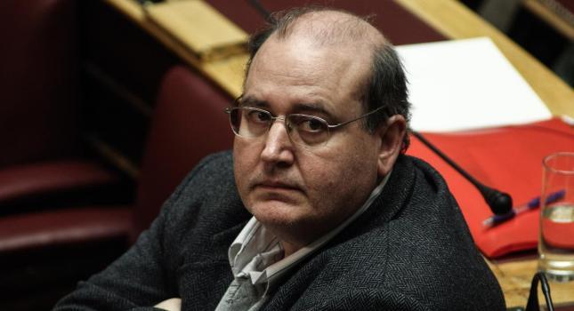 Αποστολίδης: «Για εμάς τους Πόντιους είναι νεκρό κρέας ο Φίλης»