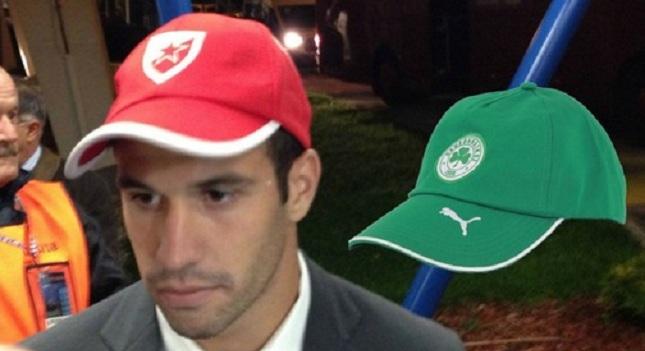 Σίλντενφελντ: «Εγώ με καπέλο του ΠΑΟ για να μάθει ο Μιλιβόγεβιτς»