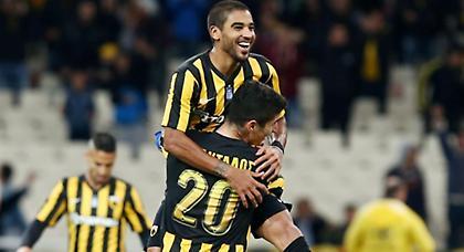 Βάργκας: «Απολαμβάνω ξανά το ποδόσφαιρο στην ΑΕΚ»