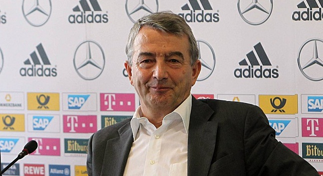 Παραιτήθηκε ο πρόεδρος της Ποδοσφαιρικής Ομοσπονδίας της Γερμανίας