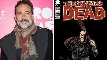 Ο νέος μεγάλος κακός του Walking Dead έρχεται στο τέλος της σεζόν!