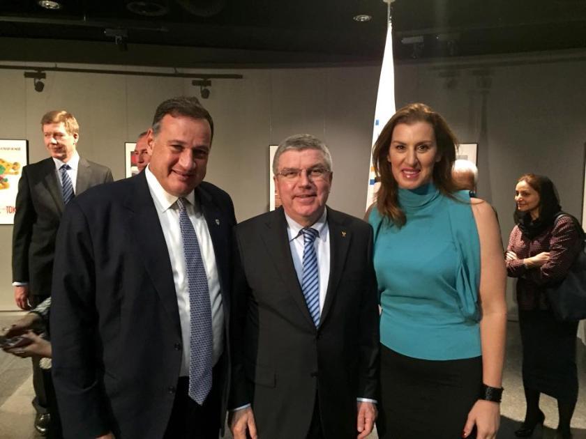 Τιμή για Κοζομπόλη και Ελλάδα