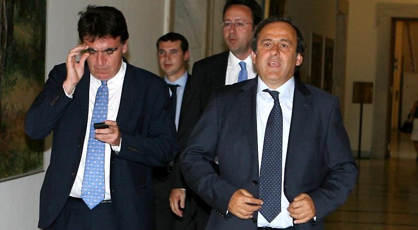 Θεοδωρίδης αντί Ινφαντίνο στην UEFA!