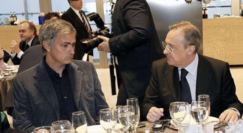 «Ψήνουν» επιστροφή Μουρίνιο στη Ρεάλ Μαδρίτης