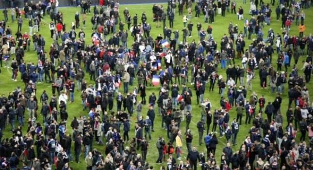 ΣΟΚ: Οι Τζιχαντιστές ήθελαν να επιτεθούν μέσα στο Stade de France!