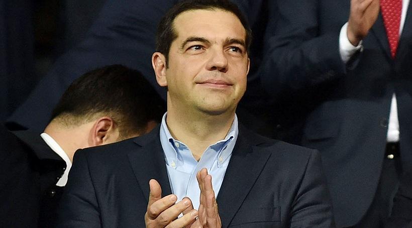 Το ποδοσφαιράκι μας κι ο Έλληνας πρωθυπουργός!