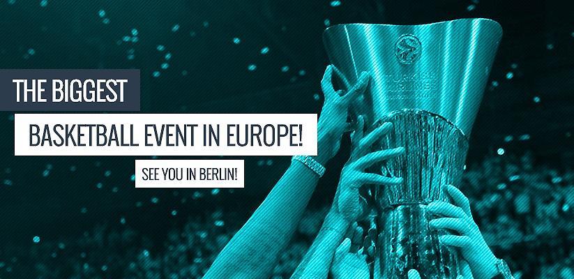 Στις 25/11 κυκλοφορούν τα εισιτήρια του Final Four!