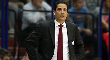 Σφαιρόπουλος: «Η νίκη ανήκει σε όλη την ομάδα»