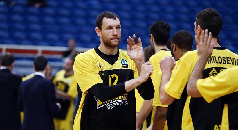 Τραυματίστηκε ο Μαυροκεφαλίδης!
