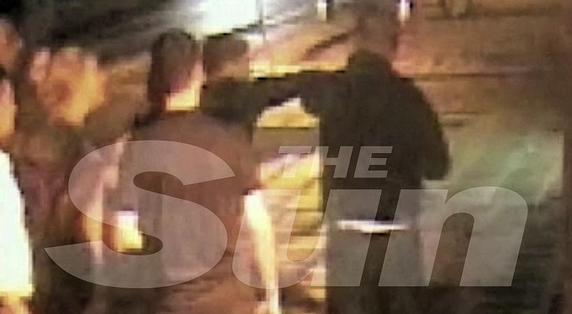 Βίντεο με τον Τζέραρντ να πλακώνεται στο δρόμο!