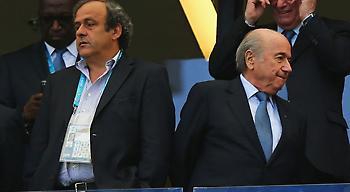 Iσόβιο αποκλεισμό του Πλατινί προτείνει η FIFA!