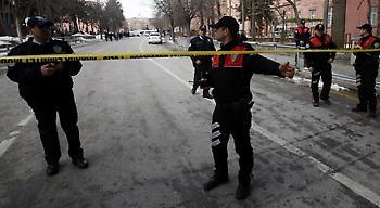 Εκρήξεις στη Άγκυρα - Τουλάχιστον πέντε τραυματίες