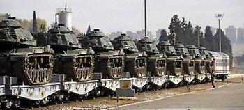 Τουρκική απάντηση στους Ρώσους: Εστειλαν 20 τανκς στα σύνορα με τη Συρία