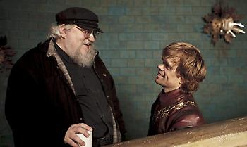 Προλαβαίνει ο George Martin να κυκλοφορήσει το βιβλίο πριν αρχίσει το Game of Thrones;
