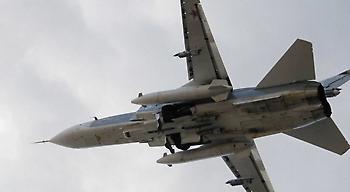Ρωσικά μαχητικά κατέστρεψαν 449 «τρομοκρατικούς» στόχους στη Συρία σε τρεις ημέρες