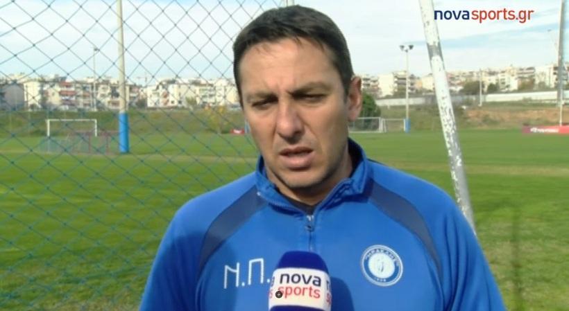 Παπαδόπουλος: «Νίκη με ΠΑΟ, γιατί δεν αρμόζει αυτή η θέση στον Ηρακλή»