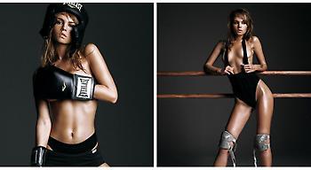 «Φωτιά» στο ρινγκ η Anastasia Scheglova (pics)