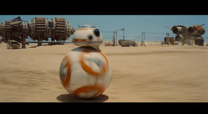 Πικέ, Μάτα και Κασίγιας διαφημίζουν το Star Wars