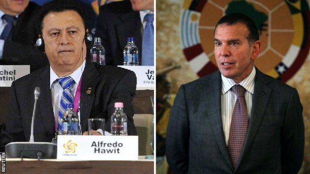 Τρίμηνο αποκλεισμό επέβαλλε η FIFA στους συλληφθέντες