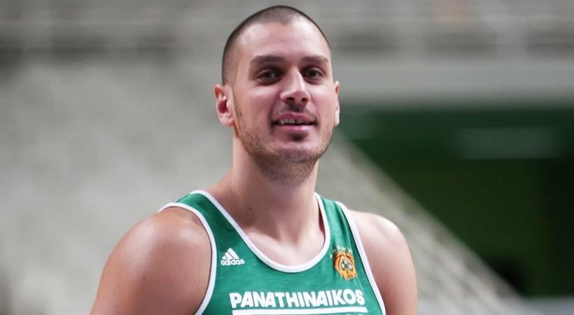 Πάβλοβιτς: «Ο Διαμαντίδης είναι ένας απίστευτος παίκτης»