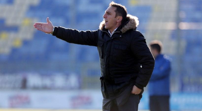 Παπαδόπουλος: «Μάγκες οι παίκτες μου»