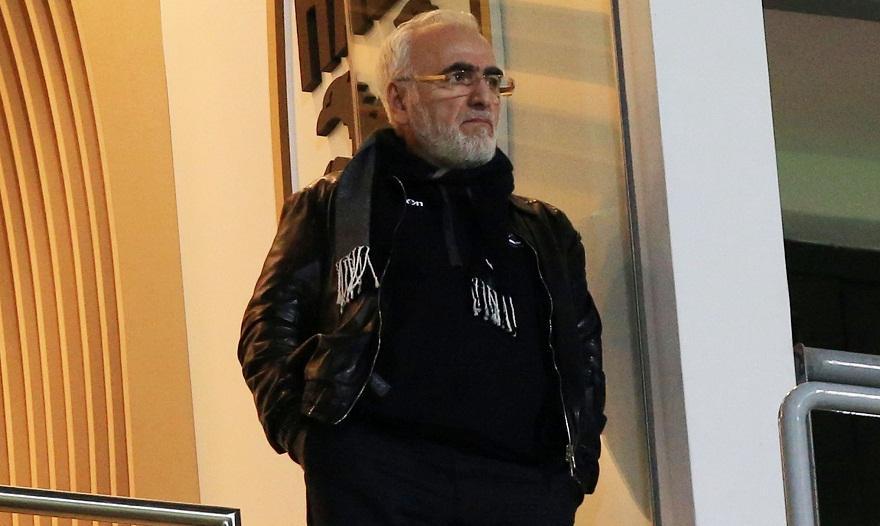 Σαββίδης: «Δεν δέχομαι τέτοιες συμπεριφορές ακόμα και από τον Μπερμπάτοφ»
