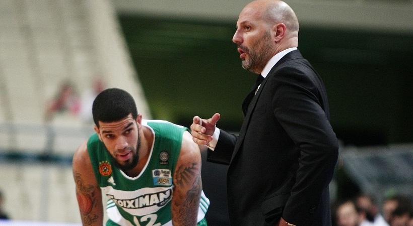 Τζόρτζεβιτς: «Καλό για εμάς που παίζουμε στο ΟΑΚΑ»