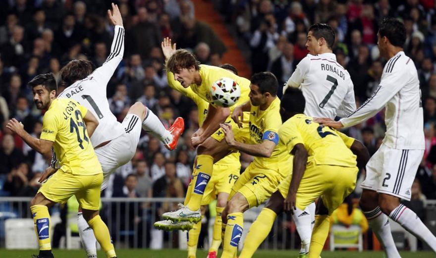 Επικίνδυνη… έξοδος για Ρεάλ Μαδρίτης