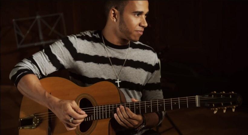 Ο μουσικός Χάμιλτον (video&pics)