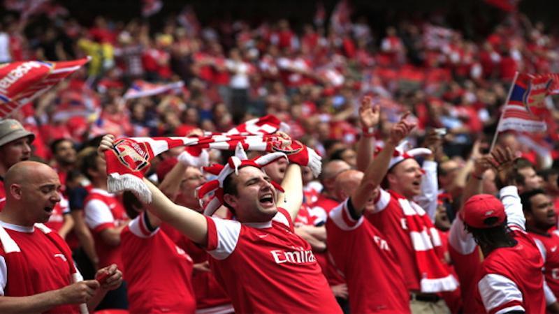 Χιλιάδες σημαίες θα ανεμίζουν στο «Emirates» (pics)