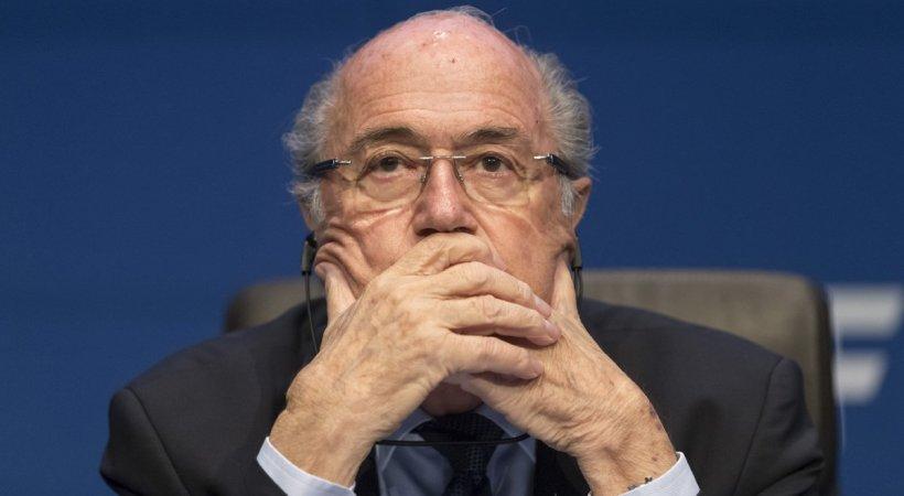 Μπλάτερ: «Ακόμη και μέσα στη FIFA δεν έχουν καταλάβει γιατί τιμωρήθηκα»