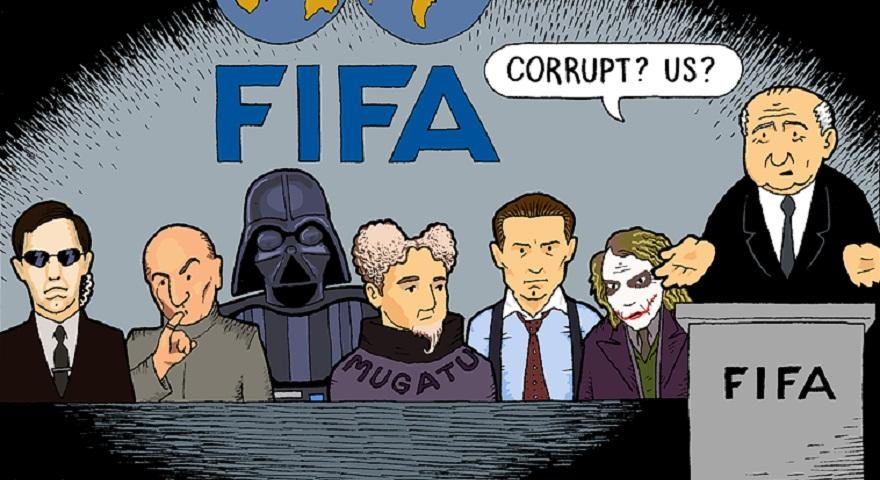 Ο πόλεμος με τη διαφθορά: To χρονικό της εκκαθάρισης στη FIFA