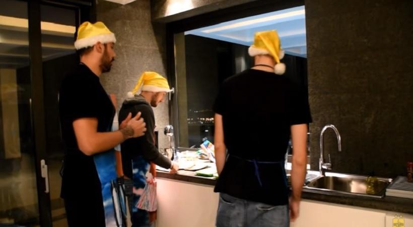 Τι... μαγειρεύουν στον Άρη; (video)