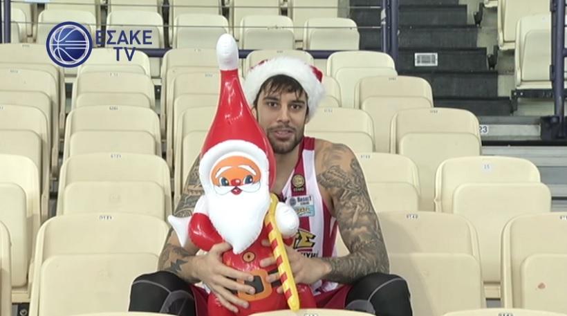 Οι ευχές των αστέρων της Basket League (video)