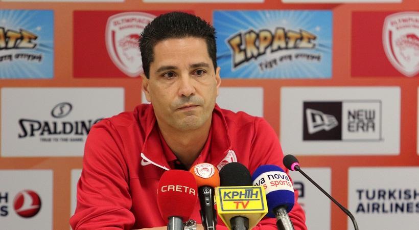 Σφαιρόπουλος: «Θα συμπληρώνει τους υπόλοιπους ο Όντομ»