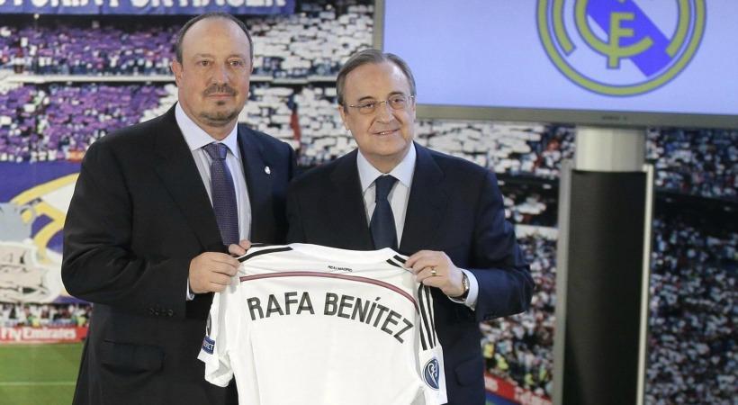 «Έκλεψε» τον Μπενίτεθ μέσα από τα... χέρια της Γουέστ Χαμ η Ρεάλ Μαδρίτης