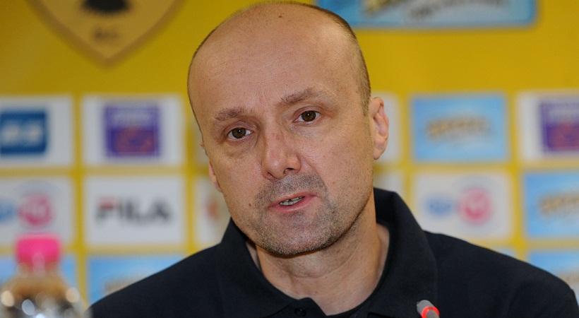 Ζντοβτς: «Εάν έφευγε ο Μαυροκεφαλίδης δύσκολα θα ερχόμουν»