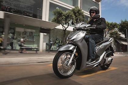Νέο Honda SH300i