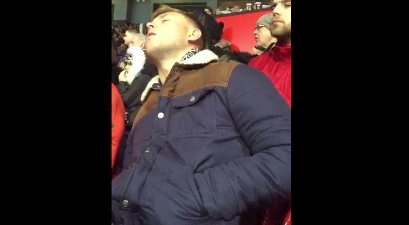 Η Μαν. Γιουνάιτεντ… κοιμίζει (video)