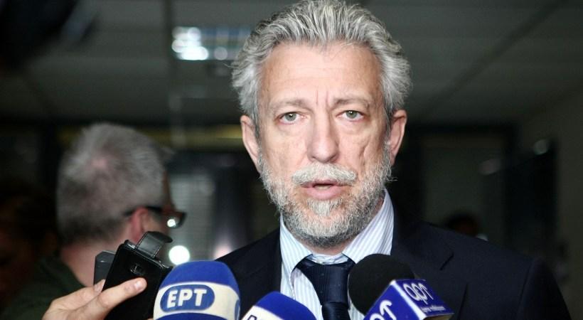 Κοντονής: «Η κυβέρνηση θα βάλει τάξη στο ποδόσφαιρο»