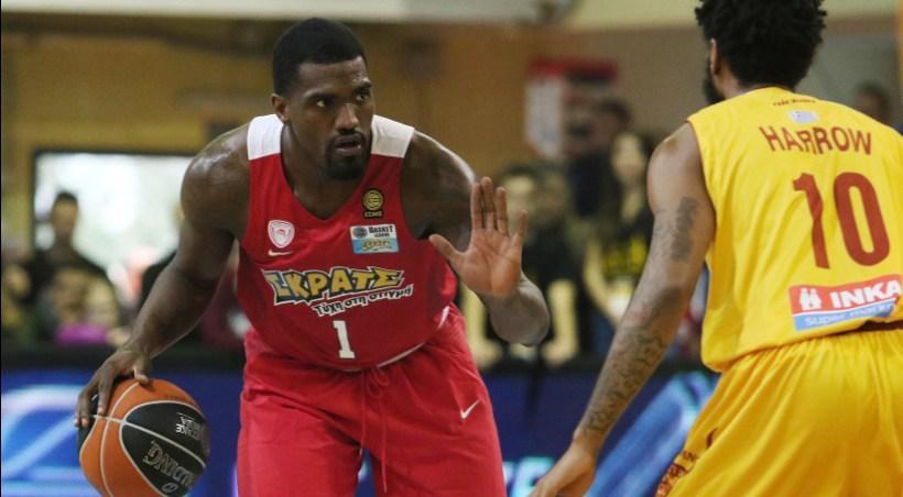 Τζόνσον-Όντομ: «Νιώθω καλά στον Ολυμπιακό»