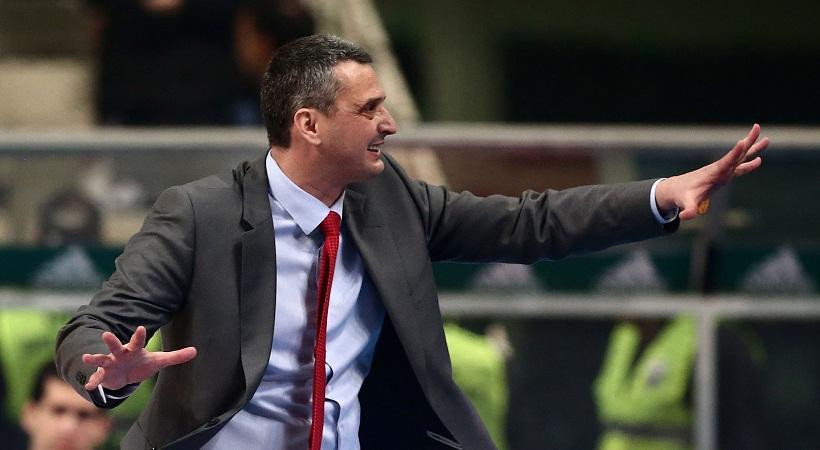 Ράντονιτς: «Παίξαμε σωστά από το ξεκίνημα του ματς»