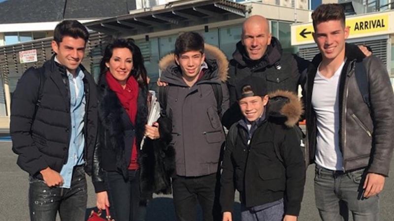 Η οικογένεια Ζιντάν μπορεί να σώσει τη Ρεάλ από τον μεταγραφικό αποκλεισμό