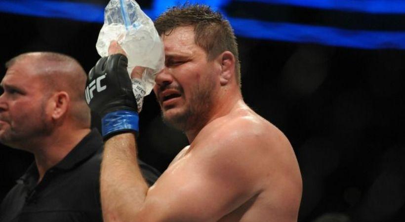 Τρομακτικός τραυματισμός στο UFC!