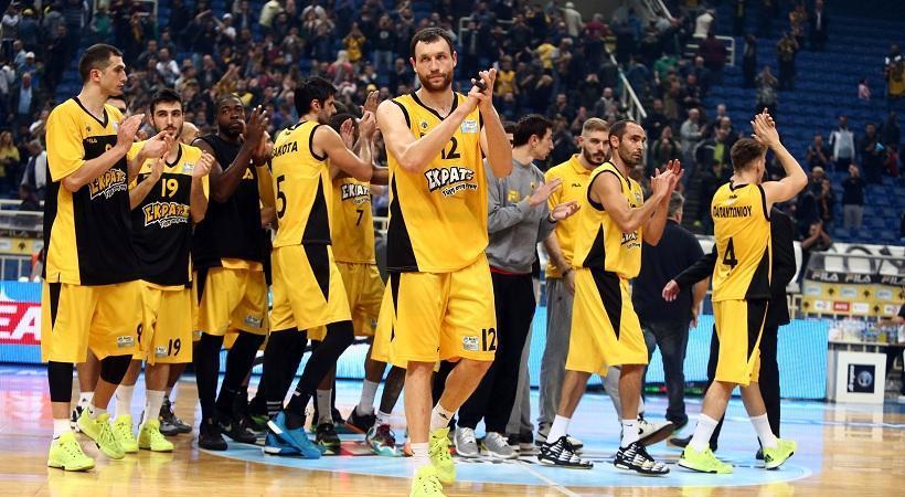 MVP του πρώτου γύρου ο Μαυροκεφαλίδης